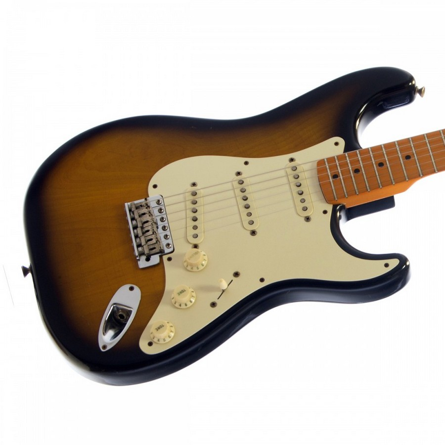 fender_american_vintage_series_1957_stratocaster_57_strat_reissue_1983_2-two-tone-sunburst_used_electric_guitar_frontbody